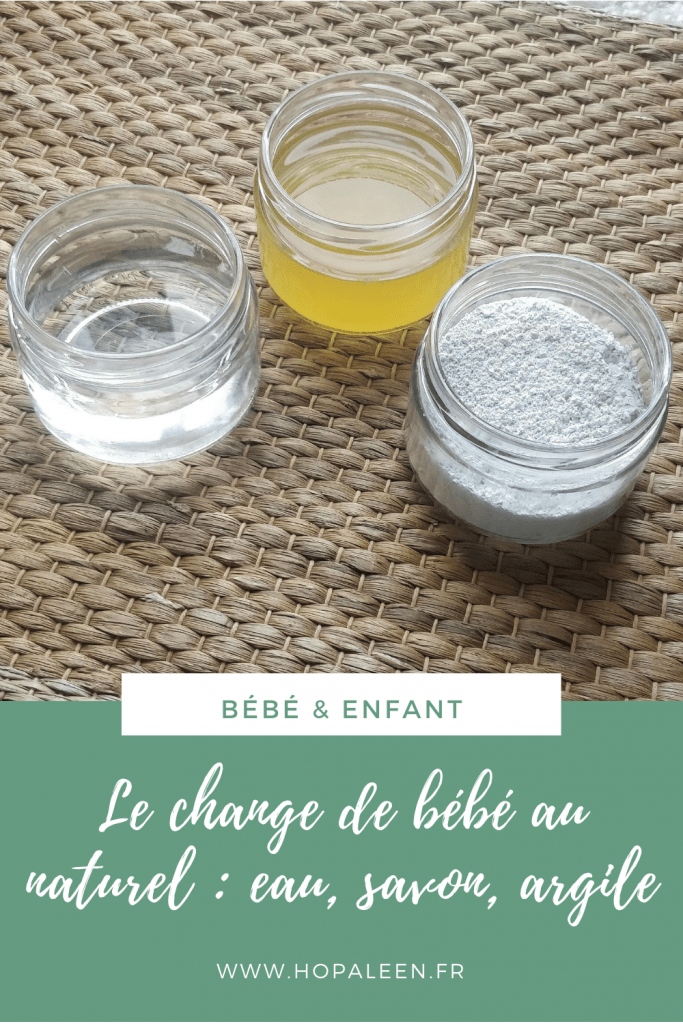 Pinterest Change bébé naturel Hopaleen